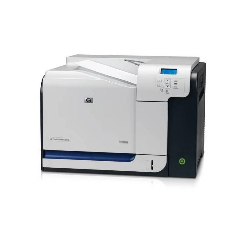 Impresora de Segunda Mano Hp Color Laserjet CP3525