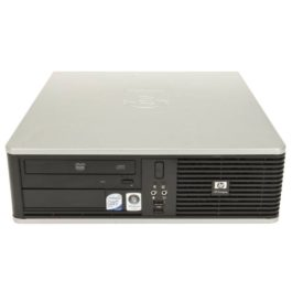 Ordenador de Ocasion HP DC7800 Core 2 Duo 2,33 Ghz. 1 Gb. 80Gb.DVDRW